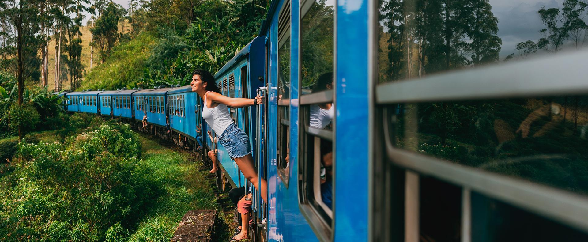 Le voyage en train : L'autre façon de voyager
