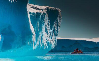 L'Antartique emblématique