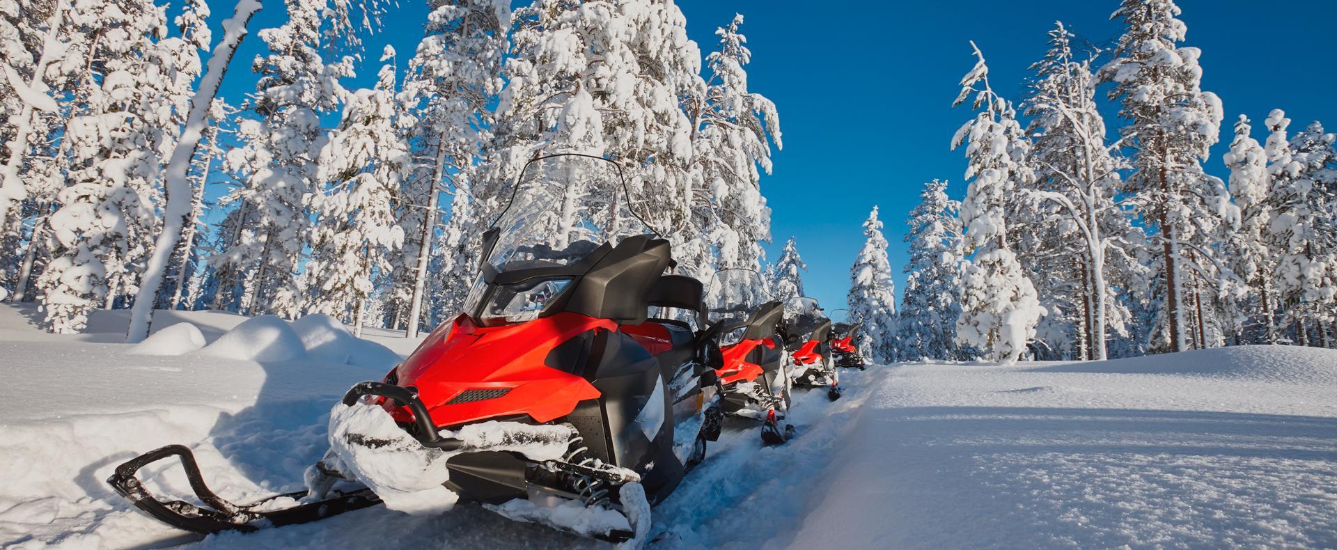 Canada, neiges d'aventures