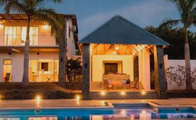 Une villa de luxe à Costa Rica