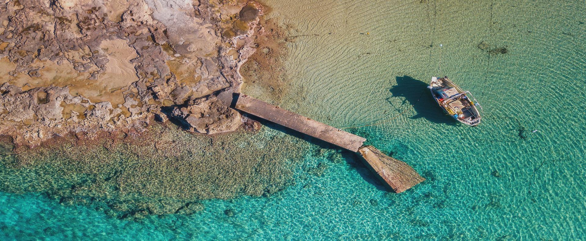 charme de l'ile entre mer et nature