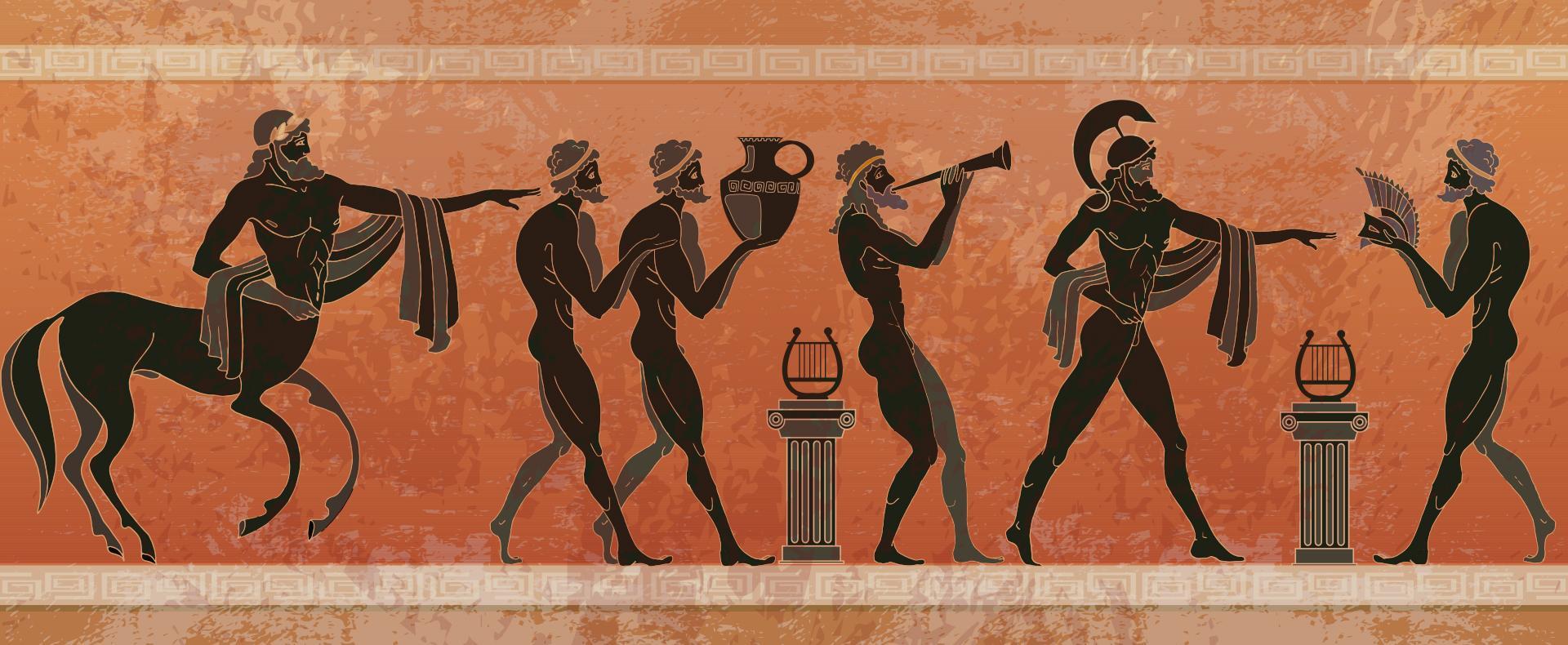 Des déesses et des dieux