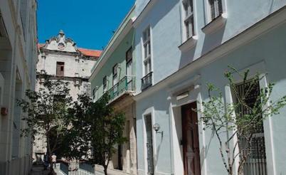 LA HAVANE Hostal Convento Santa Brigida