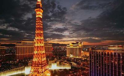 LAS VEGAS Hôtel Paris Las Vegas ***