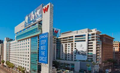 LOS ANGELES Hôtel W Hollywood ****