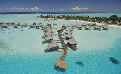 Hôtel InterContinental Bora Bora Le Moana Resort