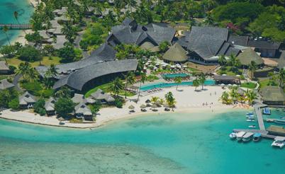 Hôtel InterContinental Moorea Resort & Spa