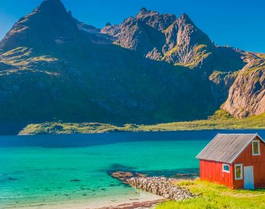 Nature et Fjords du Nord
