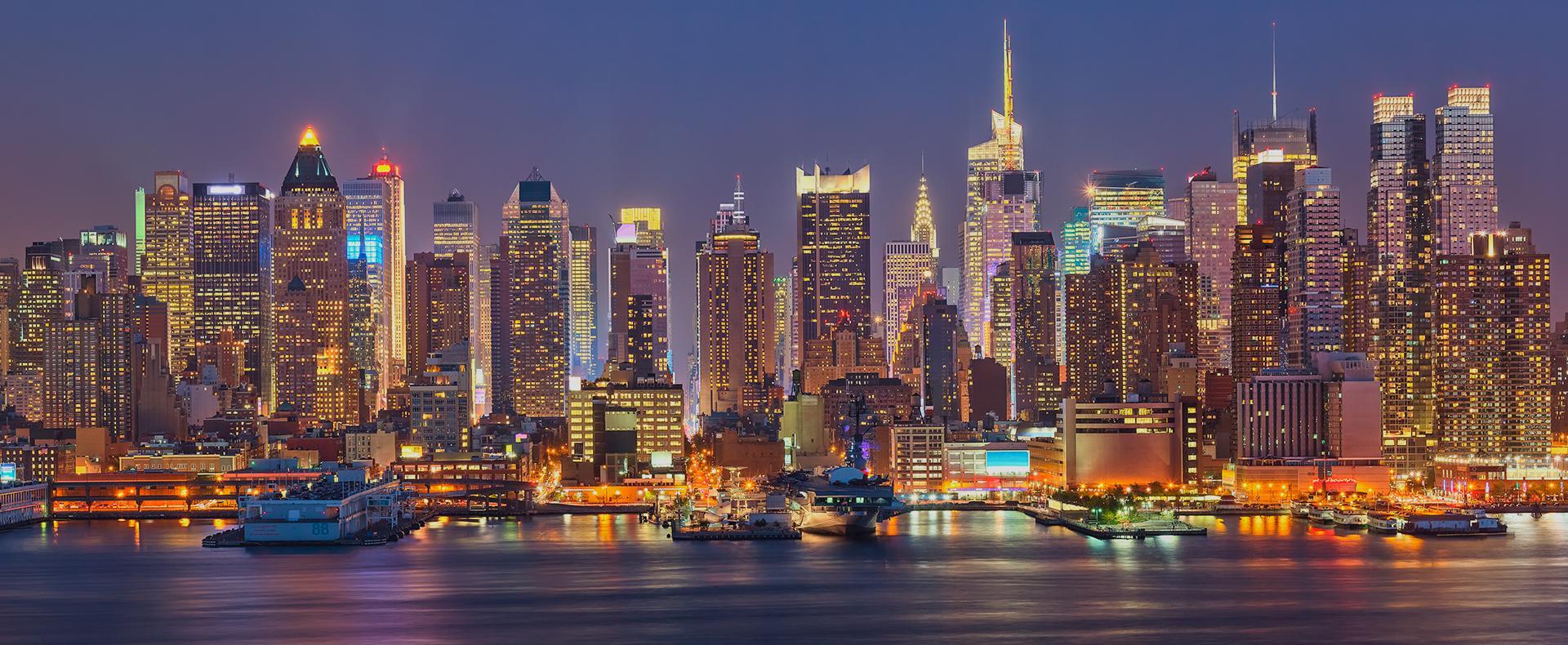 New York en toute liberté