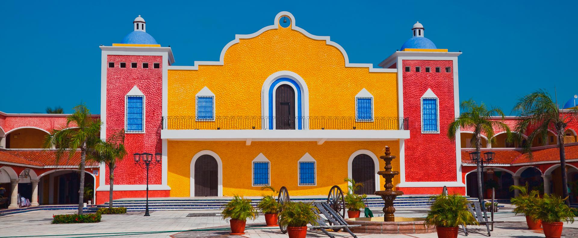 Riviera Maya, sables et civilisations