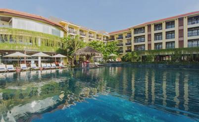 silk marina resort