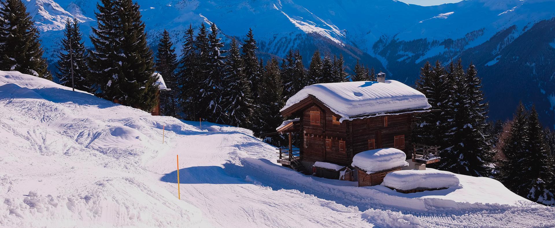 """Ski et Luxe au """"Chalet d'Adrien"""""""