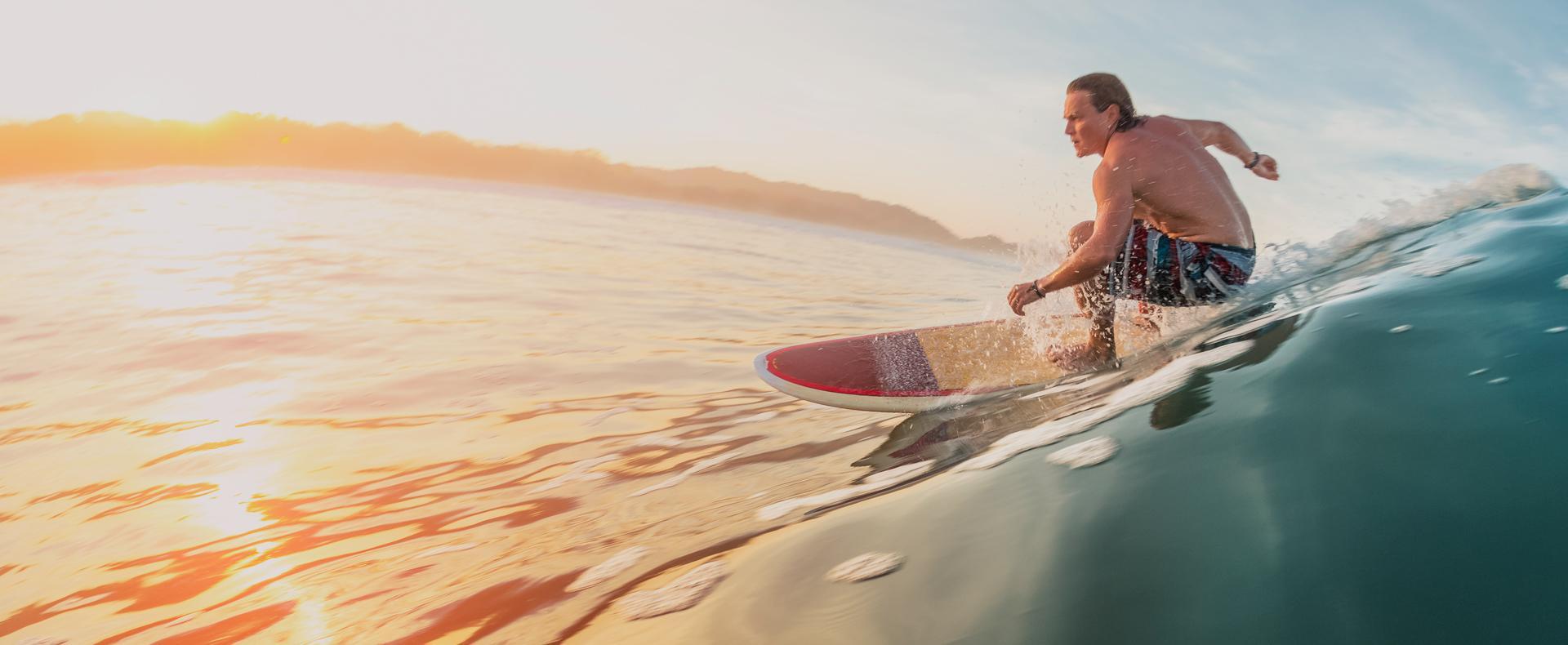 """Surf et yoga chez """"You Come"""""""