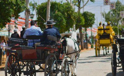 """""""Toros y Feria"""" Seville"""