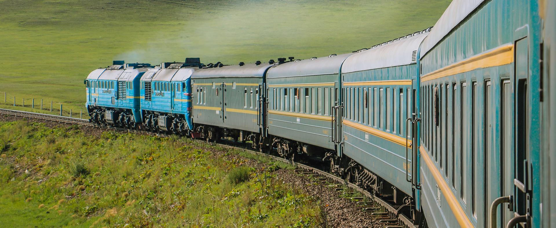 Voyage à Bord du Transsiberien