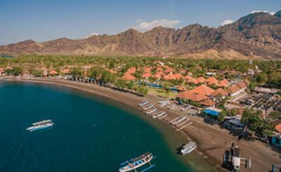 PEMUTERAN Adi Assri Beach Resort & Spa ***