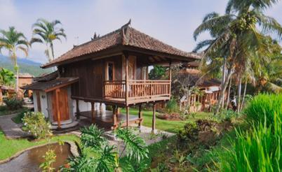 MUNDUK Puri Lumbung Cottages ***
